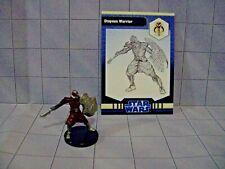 WotC Star Wars Miniatures Utapaun Warrior, Clone Wars 40/40, Fringe, Common