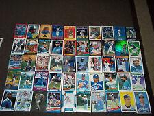 Lot of 250 Toronto Blue Jays cards- Bautista, Alomar, Carter, Halladay ++ tor1