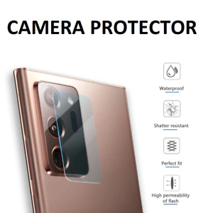 For Samsung Galaxy Note20 Ultra / Note 20 Camera Lens Tempered Glass Protector