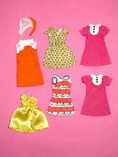 "Integrity Fashion Royalty - Lot Dynamite Girl Poppy Monsieur Z 12"" Doll Dresses"