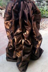 Steampunk Bustle Skirt Only