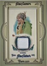 "LINDSEY VONN 2013 Allen and Ginter ""Floating Relic"" Pristine Card"