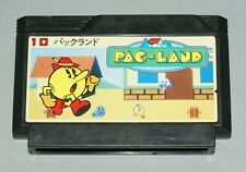 Pac-Land Cart Only - Nintendo Famicom Game - Japanese NES Japan Import