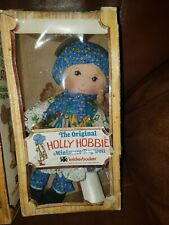 "1975 Holly Hobbie 9 "" Rag Doll"