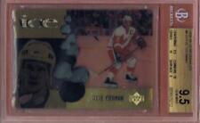 1998-99 MCDONALD'S UPPER DECK ICE STEVE YZERMAN #6 BGS 9.5 W/10s UD GEM MINT