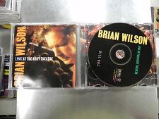 BRIAN WILSON-live at roxy -BRIMEL 2 disc CD set