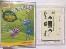 Walt Disney's A BUGS LIFE Audio Cassette. Story & Songs From The Movie.