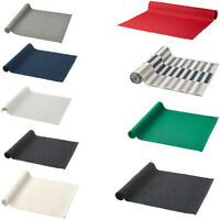 IKEA MARIT Polyester & Cotton Table Runner with Various Colour Choice 130x35cm