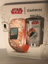 Garmin Vivofit Jr. 2 with Stretchy Band Bundle - Star Wars Bb-8 Club