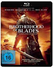 Blu-ray *  BROTHERHOOD OF BLADES  # NEU OVP &