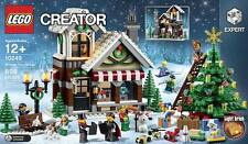 NEW LEGO Creator Winter Toy Shop 10249 Expert Christmas Tree Presents Light NIB