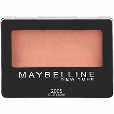 MAYBELLINE 200S DUSTY ROSE SINGLE EYESHADOW 0.08 oz / 2.3 g