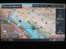 Display MMI 3G + Plus Schermo LCD Audi A4 8K A5 8T Q5 Q7 Media Nav 8R0919604A