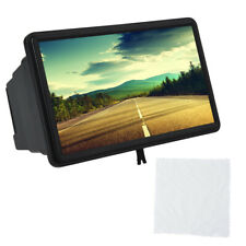 Hot 12 Inch Mobile Phone Screen Magnifier 3D HD Video Amplifier Smartphone Stand