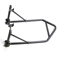 Motorcycle dirt bike Rear Stand Paddock swing Lift Under Fork Wheel KTM Honda