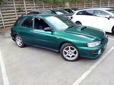 1999 Subaru Impreza Turbo 2000 AWD Wagon
