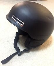Smith Optics Maze Helmet Matte Black Padded Strap Size Small 51-55 cm