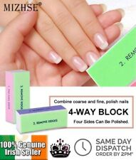 4 Way Buffer Block Buffing Block Sanding File Nail Buffer Manicure Shiner Polish