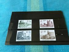 1988 high values ordinary paper unmounted mint set of 4