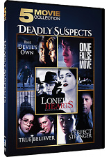 Deadly Suspects - 5 Movie Collection: Lonely Hearts, One False Move, Perfect Str