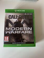 Call of Duty Modern Warfare Para Xbox One