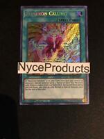 Yugioh! Numeron Calling BLAR-EN027 Secret Rare 1st Edition Mint