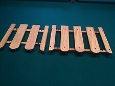 9 or 12 wine glass stemware wood holder rack under cabinet bar new wood handmade