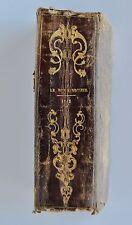 LE BON JARDINIER ALMANACH POUR L'ANNÉE 1842 par A.POITEAU & VILMORIN