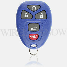 Car Key Fob Keyless Remote 5Btn Navy For 2012 2013 2014 GMC Yukon