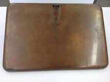 VINTAGE STOVE PARTS Chambers Classic Gas Range Oven Door Panel Antique Copper