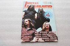 Metal Hammer 11/1999 My Dying Bride, Opeth, Creed, Artrosis, Rage, Zonata,