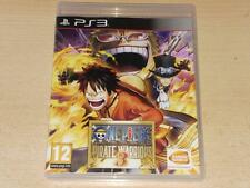 One Piece Pirata Warriors 3 PS3 Playstation 3