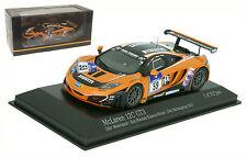 Minichamps McLaren MP4-12C GT3 Dorr Motorsport #59 24h Nurburgring 2012 - 1/43