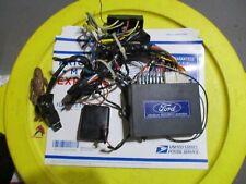 Ford Vehicle Security System antitheft Security Reciever Transmitter Car Alarm