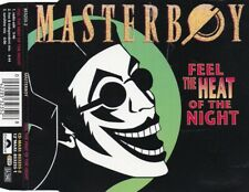 Masterboy - Feel The Heat Of The Night (3 Track Maxi CD)