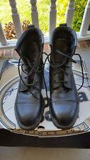 Vintage Men's Harley Davidson Motor Cycle Boots Size 9.EUC