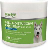 Tomlyn Deep Moisturizing Pad Cream for Dogs, Protecta-Pad 4 oz