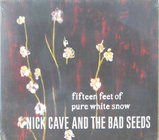 """NICK CAVE AND  BAD SEEDS """"FIFTEEN FEET.."""" cd's 3 tracks sealed"""