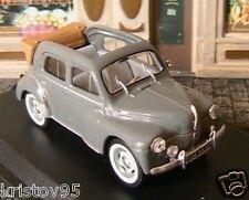 RENAULT 4CV BERLINE DECOUVRABLE TYPE R1062 1953 ELIGOR