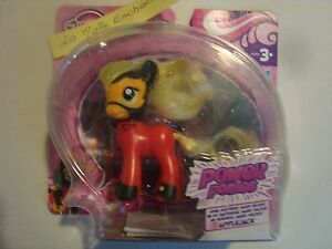 Mon Petit Pony Power Ponys Applejack 8 cm Neu Little Pony Ref B3090