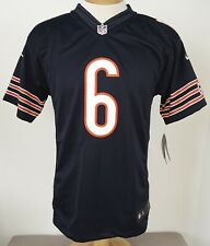 Nike CHICAGO BEARS #6 JAY CUTLER NFL Players Boys Jersey XL