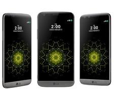 """5.3"""" LG G5 H860N Dual SIM 32GB 4GB RAM Unlocked 4G LTE Quad-core Téléphone -Gris"""