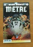 Dark Nights Metal 4 2017 Greg Capullo, Jonathan Glapion Main Cover DC Comics NM-