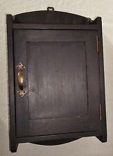 Alter Wandschrank-Bauernschrank-Apothekerschrank Nadelholz um 1920