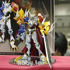 Digimon WF2014 Omegamon X evolution Antibody ver 山泰国 Resin Model +Ball Joint Kit