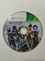 Assassin's Creed III 3 (Microsoft Xbox 360, 2012) DISC 2 ONLY Multiplayer