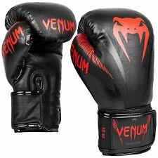 Venum Impact Boxing Gloves Camo Muay Thai Kick Boxing Sparring Mitts MMA