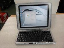 HP / Compaq TC1100 Tables with 512MB RAM, 60 GB HDD, Win XP - No AC Adapter