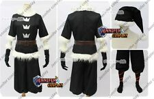 Kingdom Hearts 2.5 hd Remix Cosplay Costume only shirt and gloves