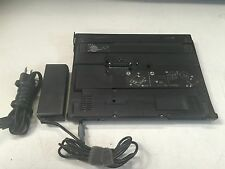 Lenovo X200 X201 Ultrabase Dock Docking Station 42X4963 44C0554 DVD-RW & Adapter
